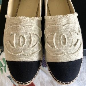 Chanel Espadrille 39. Retail $785